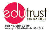 EduTrust Certification (25 March 2019 to 24 March 2023)