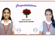 Class 10 and 12 Topper